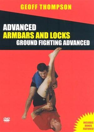 Rent Advanced Ground Fighting: Armbars and Locks Online DVD Rental