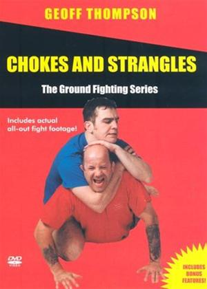 Rent Ground Fighting: Chokes and Strangles Online DVD Rental