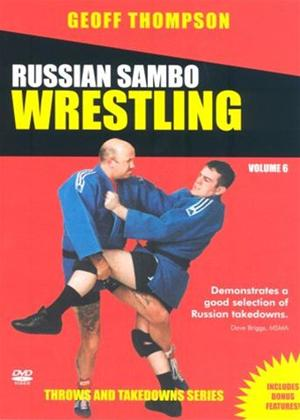 Rent Throws and Takedowns: Russian Sambo Wrestling Online DVD Rental