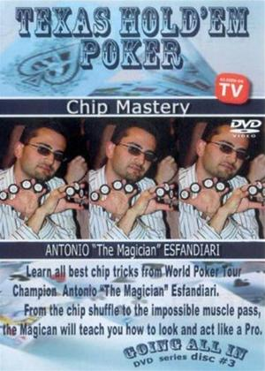 Rent Texas Hold Em Poker: Vol.3: Chip Mastery Online DVD Rental