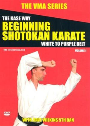Rent VMA Series: Beginning Shotokan Karate Online DVD Rental
