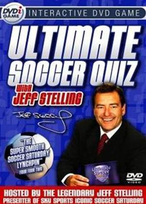 Rent Jeff Stelling's Ultimate Soccer Quiz 2005 Online DVD Rental