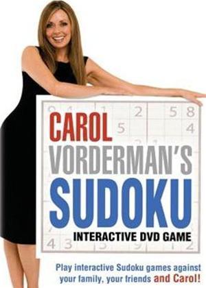 Rent Sudoku Interactive: Carol Vordeman Online DVD Rental