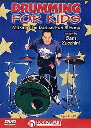Rent Drumming for Kids Online DVD Rental