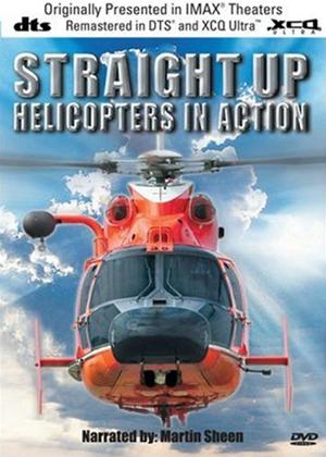 Rent Straight up: Helicopters in Action Online DVD Rental