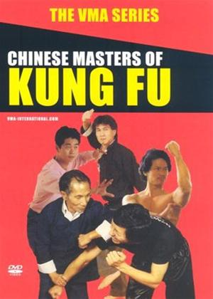 Rent Chinese Masters of Kung Fu Online DVD Rental