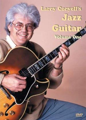 Rent Larry Coryell's Jazz Guitar: Vol.1 Online DVD Rental