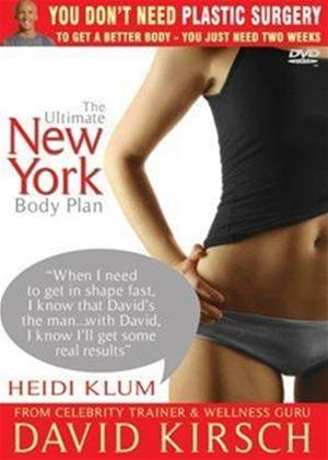 Rent David Kirsch's Ultimate New York Body Plan Online DVD Rental