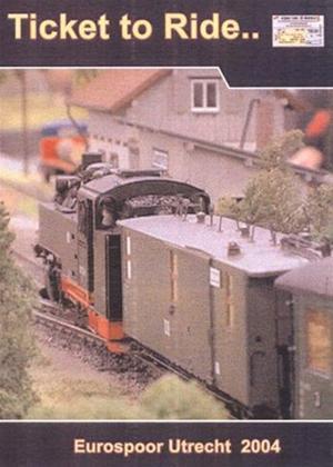 Rent Ticket to Ride: Eurospoor Utrecht 2004 Online DVD Rental