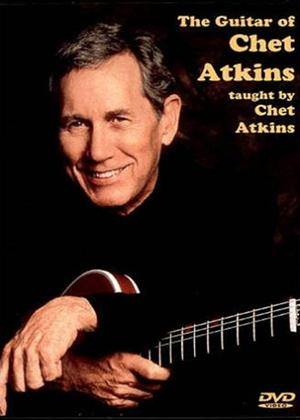 Rent The Guitar of Chet Atkins: Taught by Chet Atkins Online DVD Rental