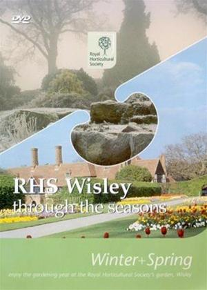 Rent Wisley Through the Seasons: Winter and Spring Online DVD Rental