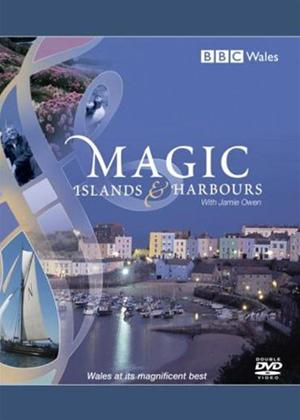 Rent Magic Islands and Harbours: Wales at It's Magnificent Best Online DVD Rental
