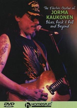 Rent The Electric Guitar of Jorma Kaukonen Online DVD Rental