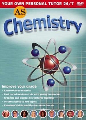 Rent AS Chemistry Revision Online DVD Rental
