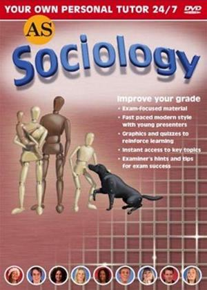 Rent AS Sociology Revision Online DVD Rental