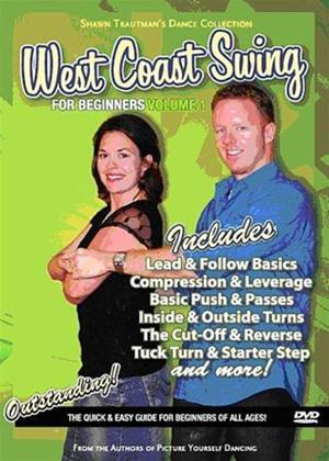 Rent West Coast Swing for Beginners: Vol.1 Online DVD Rental