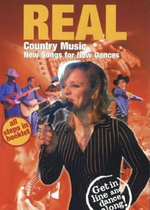 Rent Real Country Music: Line Dancing Online DVD Rental