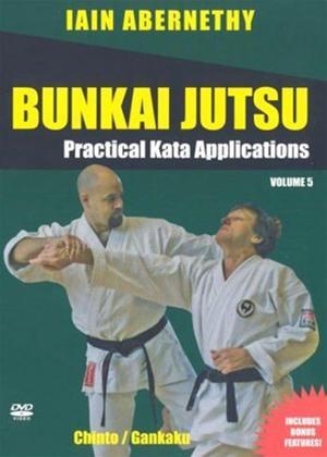 Rent Iain Abernethy's Bunkai Jutsu: Vol.5 Online DVD Rental