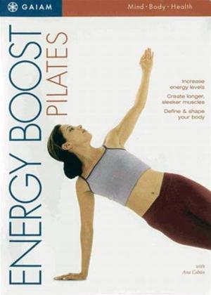 Rent Energy Boost Pilates Online DVD Rental