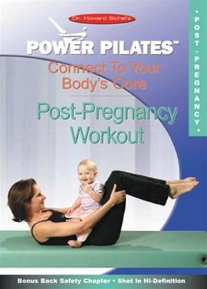 Rent Power Pilates: Post Pregnancy Workout Online DVD Rental