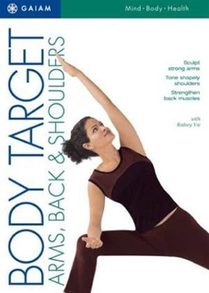 Rent Body Target: Arms, Back and Shoulders Online DVD Rental