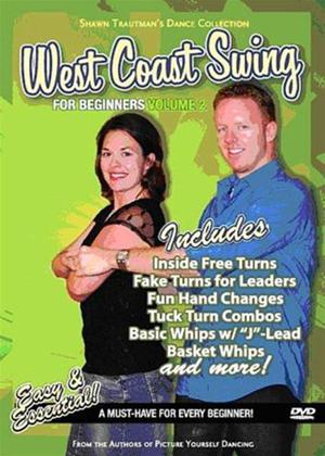 Rent West Coast Swing for Beginners: Vol.2 Online DVD Rental