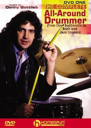 Rent Complete All Round Drummer: Vol.1 Online DVD Rental