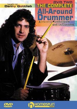 Rent Complete All Round Drummer: Vol.2 Online DVD Rental