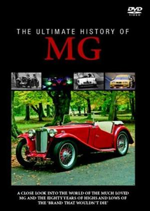 Rent The Ultimate History of MG Online DVD Rental
