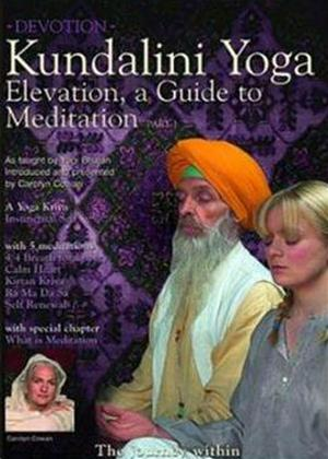 Rent Elevation: A Guide to Meditation: Part 1 Online DVD Rental