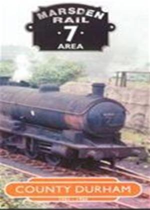 Rent Marsden Rail 07: County Durham 1961-1966 Online DVD Rental