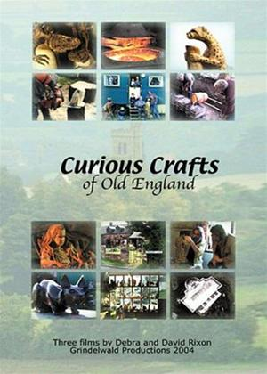 Rent Curious Crafts of Old England Online DVD Rental