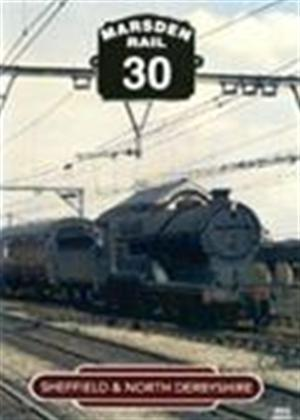 Rent Marsden Rail 30: Sheffield and North Derbyshire Online DVD Rental