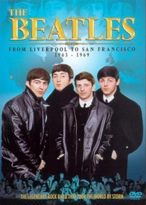 Rent The Beatles: From Liverpool to San Francisco 1963 to 1969 Online DVD Rental