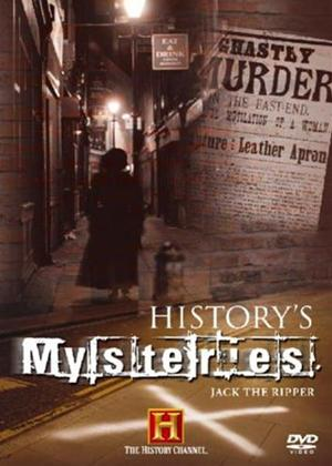 Rent History's Mysteries: Jack the Ripper Online DVD Rental