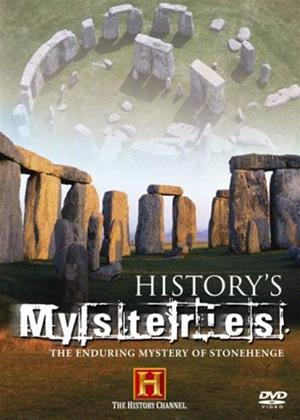 Rent History's Mysteries: The Enduring Mysteries of Stonehenge Online DVD Rental