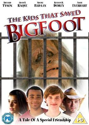 Rent The Kids That Saved Bigfoot Online DVD Rental