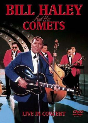 Rent Bill Haley and Comets Online DVD Rental