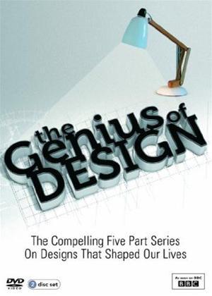 Rent The Genius of Design Online DVD Rental