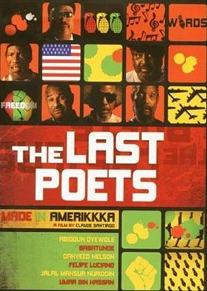 Rent The Last Poets: Made in Amerikkka Online DVD Rental