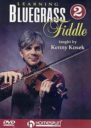 Rent Kenny Kosek: Learning Bluegrass Fiddle: Vol.2 Online DVD Rental