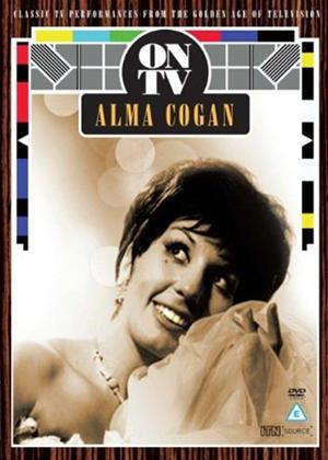 Rent Alma Cogan on TV Online DVD Rental