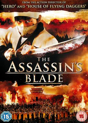 Rent The Assassin's Blade (aka Mo hup leung juk) Online DVD & Blu-ray Rental