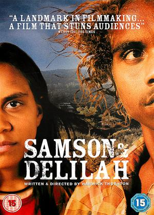 Samson and Delilah Online DVD Rental