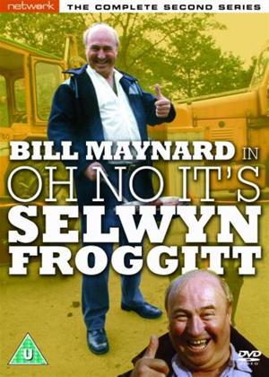Rent Oh No It's Selwyn Froggitt: Series 2 Online DVD Rental