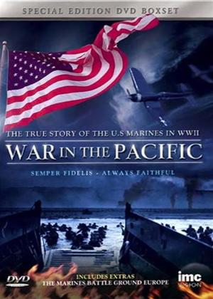 Rent The True Story of the US Marines in WWII: War in the Pacific: Semper Fidelis: Always Faithful Online DVD Rental