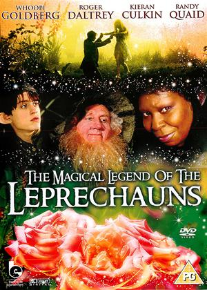 Rent The Magical Legend of the Leprechauns Online DVD Rental