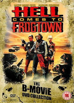 Rent Hell Comes to Frogtown Online DVD Rental