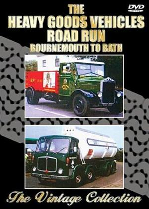 Rent The Heavy Goods Vehicle Road Run: Bournemouth to Bath Online DVD Rental