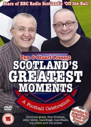 Rent Tam and Stuart Present Scotland's Greatest Moments Online DVD Rental